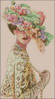 """Вышивка крестом """"Викторианская элегантность"""" (арт. DMS-03823)"""