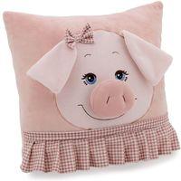 "Подушка ""Свинка в юбке"" (37 см)"