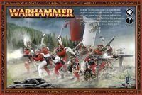 """Набор миниатюр """"Warhammer FB. Empire State Handgunners"""" (86-09)"""