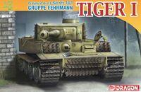"Тяжелый танк ""Pz.Kpfw.VI Ausf.E Sd.Kfz.181 Gruppe Fehrmann Tiger I"" (масштаб: 1/72)"