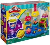 """Набор для лепки """"Play-Doh. Фабрика пирожных"""""""