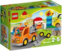 "LEGO Duplo ""Буксировщик"""