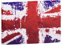 """Обложка для зачетной книжки """"Union Jack"""""""