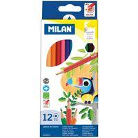 """Цветные карандаши """"211"""" (12 цветов)"""