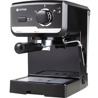 Кофеварка эспрессо Vitek VT-1502 BK