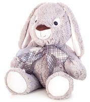 """Мягкая игрушка """"Заяц Мартин"""" (34 см; серый)"""