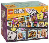 """LEGO Brick Headz """"Собери себя"""""""