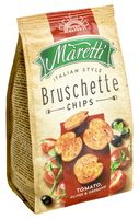 "Сухарики ""Bruschette. Помидоры, оливки, орегано"" (70 г)"
