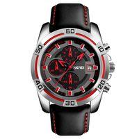 Часы наручные (красные; арт. 9156)