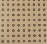 """Крафт-бумага упаковочная в рулоне """"Темный горох"""""""