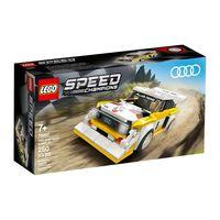 "LEGO Speed Champions ""Спорткар 1985 Audi Sport quattro S1"""