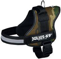 """Шлея тренировочная для собак """"Julius-K9"""" (0/M–L; 58-76 см; камуфляж)"""