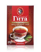 """Чай черный листовой """"Принцесса Гита. Медиум"""" (100 г)"""