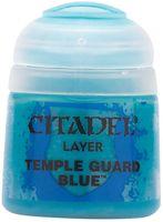 "Краска акриловая ""Citadel Layer"" (temple guard blue; 12 мл)"