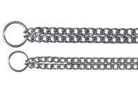 """Ошейник-цепочка двойной для собак """"TRIXIE"""" (55 см, арт. 2238)"""