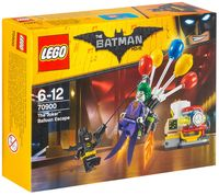 """LEGO The Batman Movie """"Побег Джокера на воздушном шаре"""""""