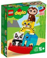 """LEGO Duplo """"Мои первые цирковые животные"""""""