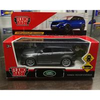 "Модель машины ""Land Rover Range Rover Evoque"" (арт. EVOQUE-GY)"