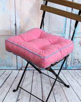 """Подушка на стул """"Mojo"""" (40х40 см; розовая)"""