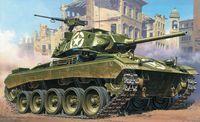 """Легкий танк """"M-24 CHAFFEE"""" (масштаб: 1/35)"""