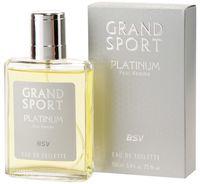 """Туалетная вода для мужчин """"Grand Sport Platinum"""" (100 мл)"""