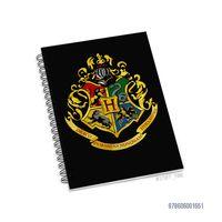 "Блокнот в клетку ""Гарри Поттер"" (А5; арт. 1651)"