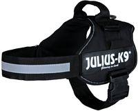"""Шлея тренировочная для собак """"Julius-K9"""" (2/L–XL; 71-96 см; черная)"""