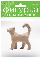 """Заготовка из папье-маше """"Кошка"""" (35х110х120 мм)"""