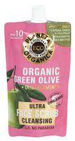 """Скраб для лица """"Organic Green Olive"""" (100 мл)"""