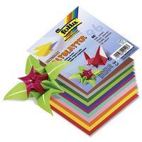 Бумага ассорти для оригами (130х130 мм; 96 листов)