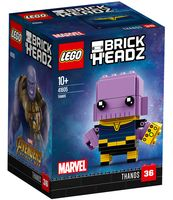 """LEGO Brick Headz """"Танос"""""""