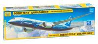 "Сборная модель ""Пассажирский авиалайнер Боинг 787-8 ""Дримлайнер"" (масштаб: 1/144)"
