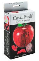 "Пазл-головоломка ""Crystal Puzzle. Красное яблоко"" (44 элемента)"