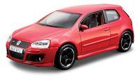 """Модель машины """"Bburago. Volkswagen Golf GTI"""" (масштаб: 1/32)"""