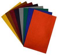 """Набор фетра """"Базовые цвета"""" (19,5х28,8 см; 8 листов)"""