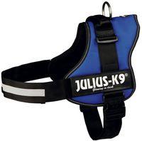 """Шлея тренировочная для собак """"Julius-K9"""" (3/XL; 82-118 см; синяя)"""