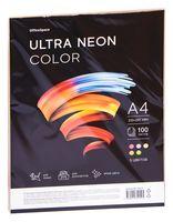 "Бумага ""Ultra Neon Color"" (А4; 100 листов; 75 г/м2; цветная)"