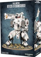 Warhammer 40.000. Tau Empire. KV128 Stormsurge (56-18)