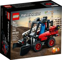 """LEGO Technic """"Фронтальный погрузчик"""""""