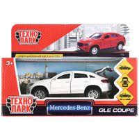 """Модель машины """"Mercedes-Benz Gle Coupe"""" (арт. GLE-COUPE-WT)"""