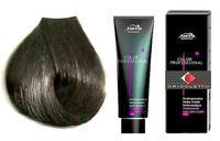Краска для волос Joanna Color Professional (тон: 3, темно-коричневый)