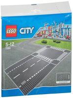 """LEGO City """"Перекресток"""""""