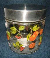 Банка для сыпучих продуктов стеклянная (800 мл; арт. 90295-4)
