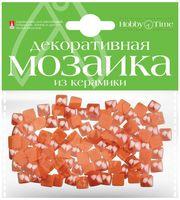 Мозаика декоративная из керамики №22 (8х8 мм; 100 шт.; оранжевый)