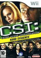 CSI: Crime Scene Investigation: Hard Evidence (Wii)