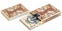 """Карты для покера """"Bicycle Civil War"""" (коричневая рубашка)"""