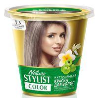 """Краска для волос """"Nature Stylist Color"""" тон: 9.3, жемчужный блонд"""