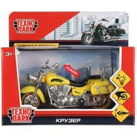 """Модель мотоцикла """"Крузер"""" (арт. ZY086080-R)"""