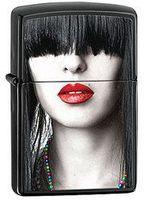 Зажигалка Zippo 28536 Red Lips