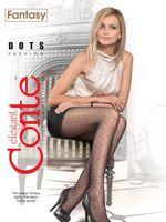 """Колготки женские фантазийные """"Conte. Dots"""""""